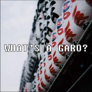 what's a garo?