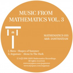 MusicFromMathematicsVol3