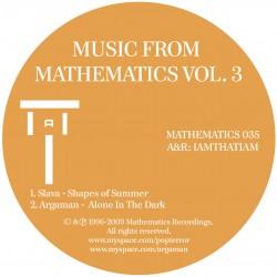 MusicFromMathematicsVol3